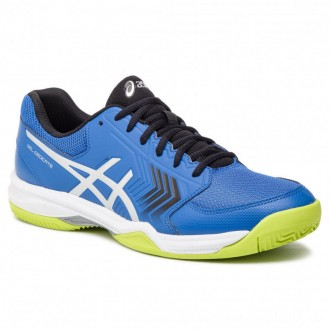 Asics Schuhe Gel-Dedicate 5 Clay E708Y Illusion Blue/Silver 409 [Outlet]