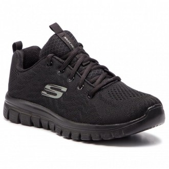 Skechers Schuhe Get Connected 12615/BBK Black
