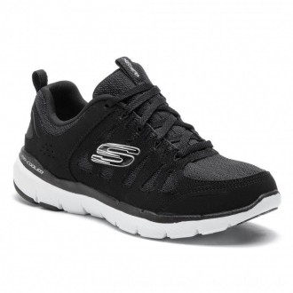 Skechers Schuhe Billow 13061/BKW Black/White [Outlet]