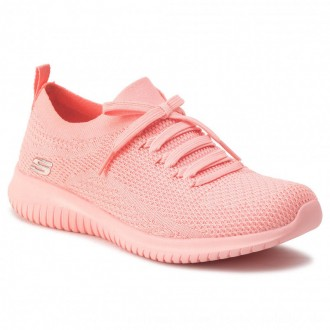 Skechers Schuhe Pastel Party 13098/CRL Coral