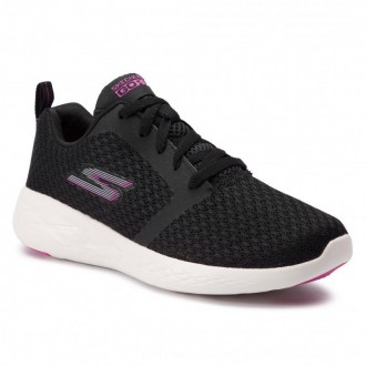 Skechers Schuhe Go Run 600 15098/BKPK Black/Pink