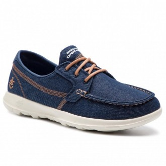 Skechers Halbschuhe Shore 15435/DEN Denim [Outlet]