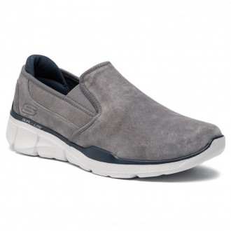Skechers Halbschuhe Substic 52938/CHAR Charcoal [Outlet]