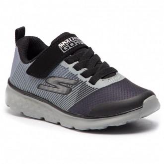 Skechers Schuhe Kroto 97685L/CCBK Charcoal/Black