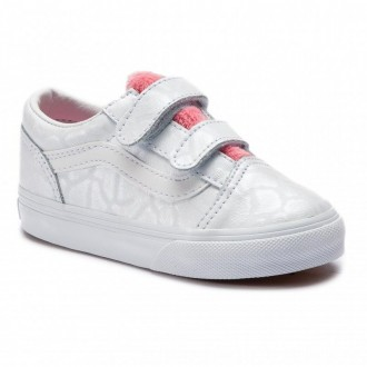 Vans Turnschuhe Old Skool V VN0A344KVIV1 (White Giraffe) True Wht