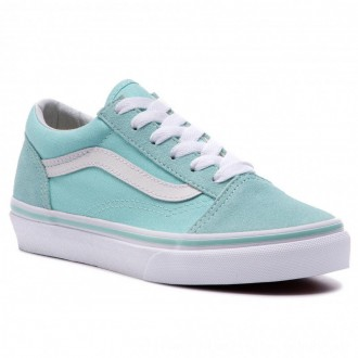 Vans Turnschuhe Old Skool VN0A38HBVIB1 Blue Tint/True White [Outlet]