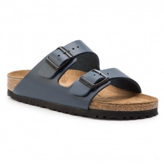 Birkenstock Pantoletten Arizona Bs 0051153 Blue [Outlet]
