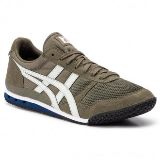 Asics Sneakers ONITSUKA TIGER Ultimate 81 1183A392 Dark Olive/Light Sage 301 [Outlet]