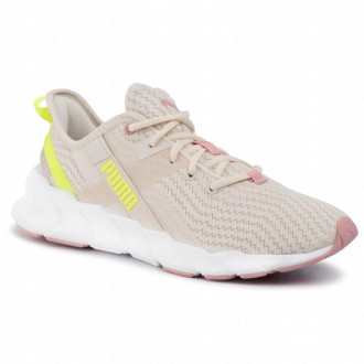 [BLACK FRIDAY] Puma Schuhe Woave XT Shift Wn's 192613 01 Pastel Parchment/Puma White