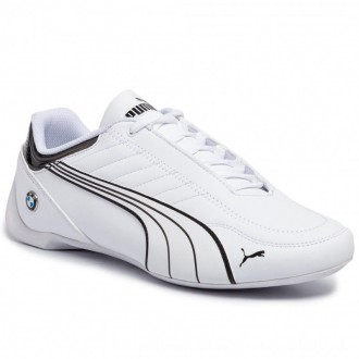 Puma Sneakers BMW Mms Future Kart Cat 306469 02 White/Puma Black [Outlet]
