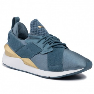 Puma Sneakers Muse Satin Ep Wn's 365534 17 Bluestone