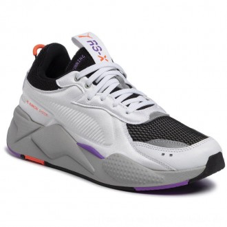 Puma Sneakers RS-X Softcase 369819 03 White/Puma Black [Outlet]
