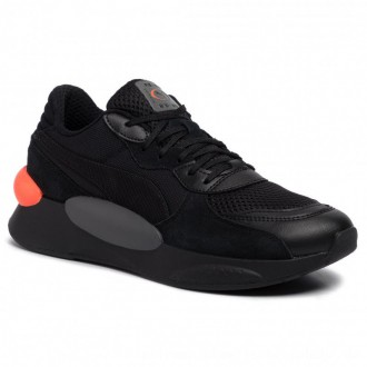 Puma Sneakers Rs 9.8 Cosmic 370367 02 Black [Outlet]