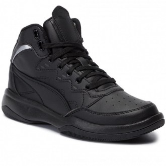Puma Sneakers Rb Playoff Sl Jr 370933 02 Black/Puma Silver [Outlet]