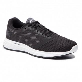 Asics Schuhe Patriot 10 Gs 1014A025 Black/White 001 [Outlet]