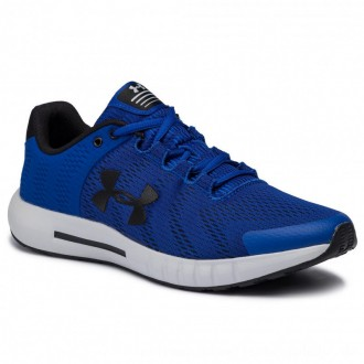 Under Armour Schuhe Ua Micro G Pursuit Bp 3021953-402 Blu [Outlet]