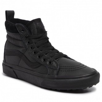 Vans Sneakers Sk8-Hi Mte VN0A4BV7XKN1 (Mte) Leather/Black [Outlet]