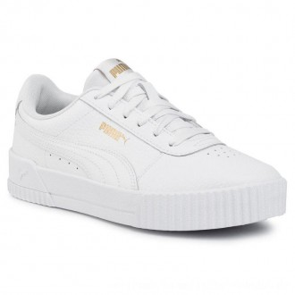 Puma Sneakers Carina Lux L 37028102 02 White/Puma White [Outlet]