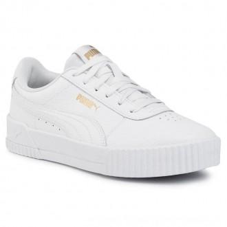 Puma Sneakers Carina Lux L 37028102 02 White/Puma White [Sale]