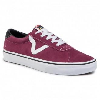 Vans Turnschuhe Vans Sport VN0A4BU6TYO1 Beet Red/True White [Sale]