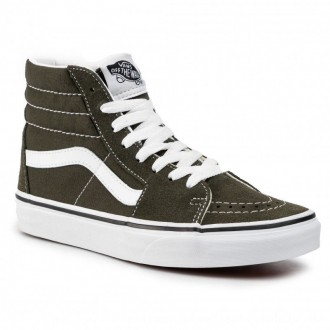Vans Sneakers Sk8-Hi VN0A4BV62LE1 Forest Night/True White [Outlet]