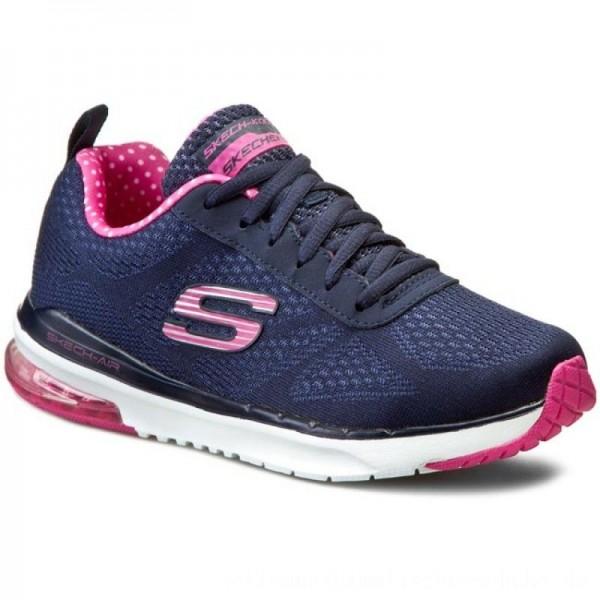 Skechers Schuhe Skech-Air Infinity 12111/NVPK Navy/Pink [Outlet]