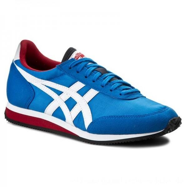 Asics Sneakers ONITSUKA TIGER Sakurada D2D1N Mid Blue/White 4201 [Sale]