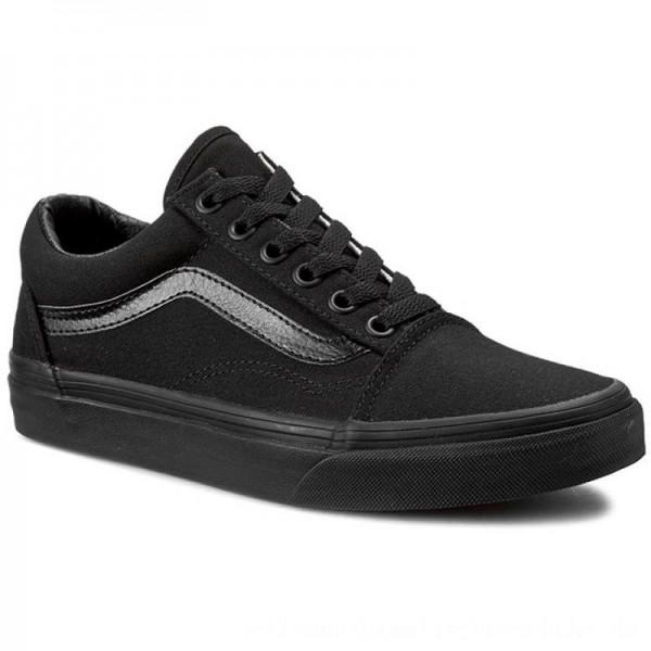 Vans Turnschuhe Old Skool VN000D3HBKA Black [Sale]