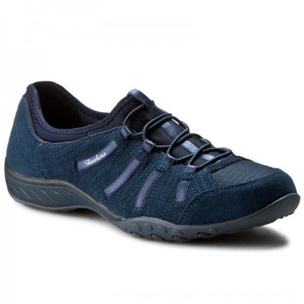Skechers Halbschuhe Big Bucks 22478/NVY Navy [Outlet]