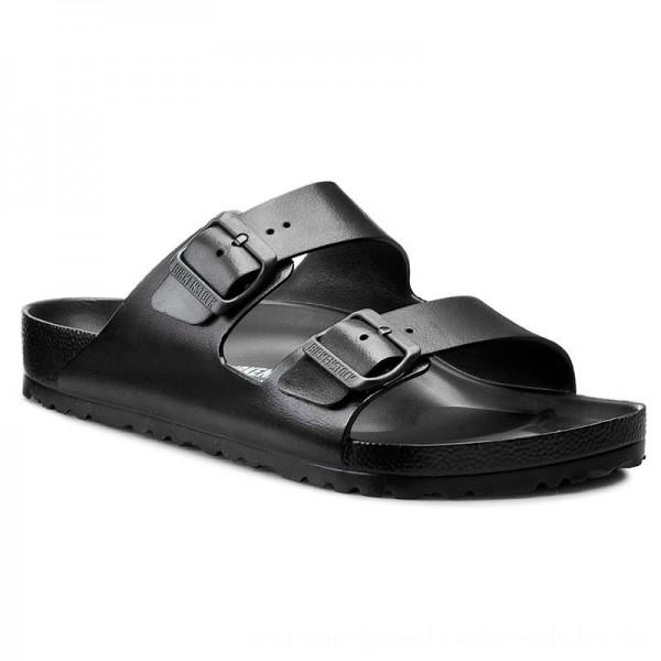 Birkenstock Pantoletten Arizona 0129421 Black [Sale]