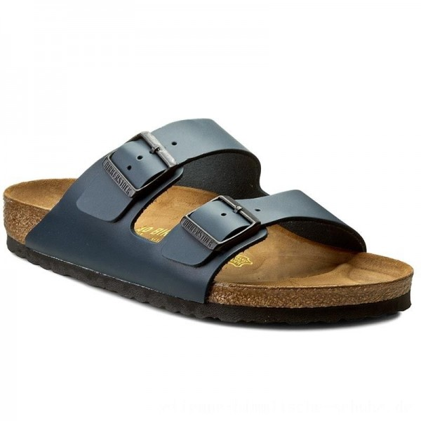 Birkenstock Pantoletten Arizona 0051151 Blue [Sale]