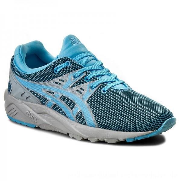 Asics Sneakers TIGER Gel-Kayano Trainer Evo H6Z4N Light Blue/Light Blue 4141 [Outlet]
