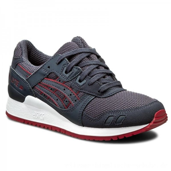 Asics Sneakers TIGER Gel-Lyte III HN6A3 India Ink/India Ink 5050 [Outlet]