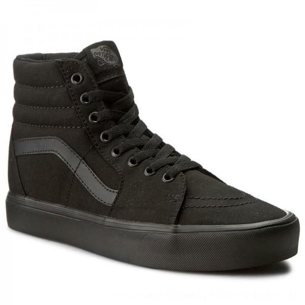 Vans Sneakers Sk8-Hi Lite VN0A2Z5Y186 Black/Black [Sale]