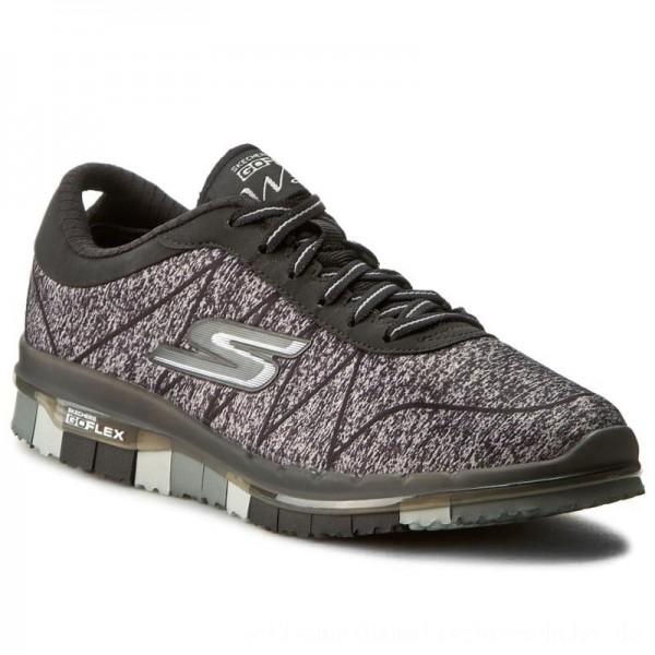 Skechers Schuhe Ability 14011/BKGY Black/Gray [Outlet]