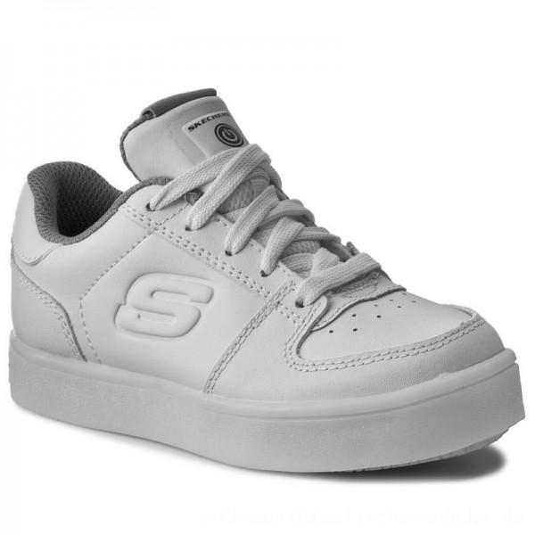 [BLACK FRIDAY] Skechers Sneakers Energy Lights 90601L/WHT White