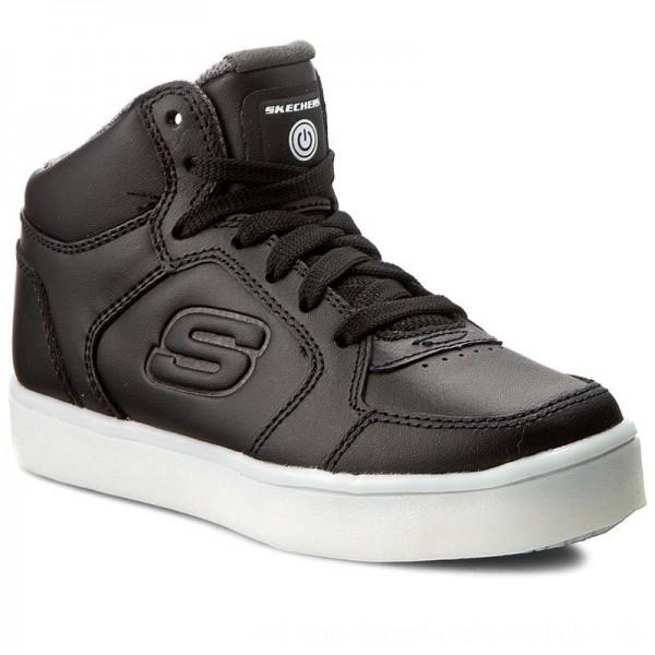 Skechers Sneakers Energy Lights 90600L/BLK Black [Outlet]
