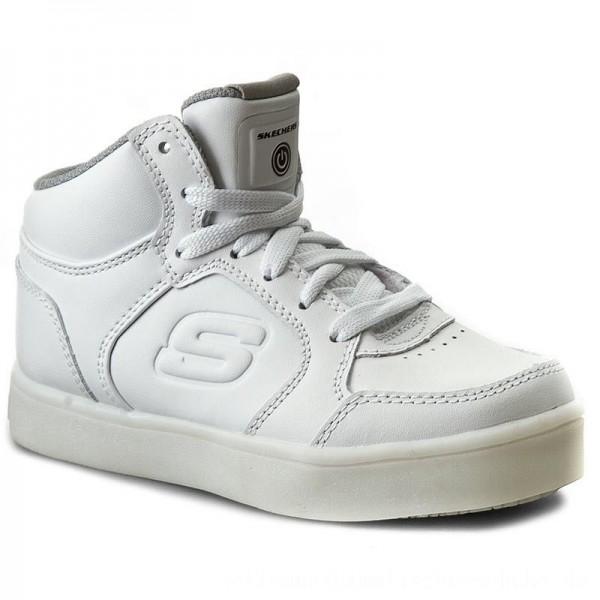 Skechers Sneakers Energy Lights 90600L/WHT White