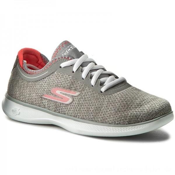 Skechers Schuhe Agile 14485/GYPK Gray/Pink
