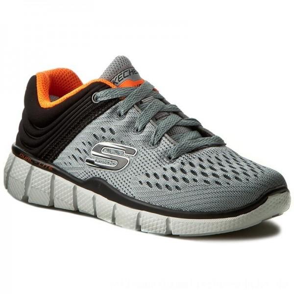 Skechers Schuhe Post Season 97375L/CCBK Charcoal/Black [Outlet]