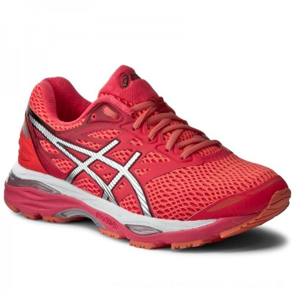 Asics Schuhe Gel-Cumulus 18 T6C8N Diva Pink/Silver/Coral Pink 2093 [Outlet]