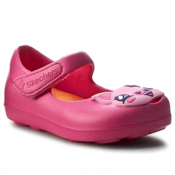 Skechers Halbschuhe Paw Princess 86787N/HPMT Hot Pink/Multi