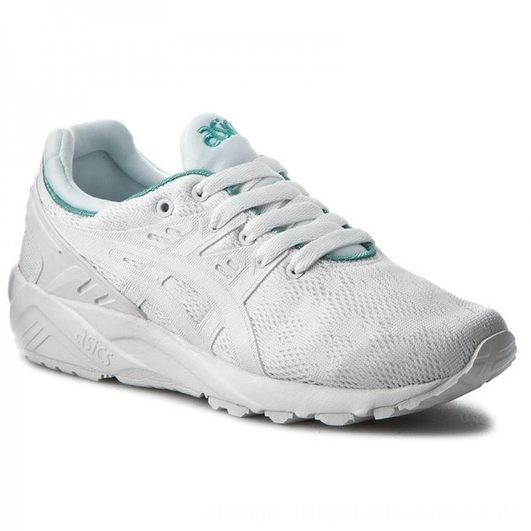Asics Sneakers TIGER Gel-Kayano Trainer Evo H7Q6N White/White 0101 [Outlet]