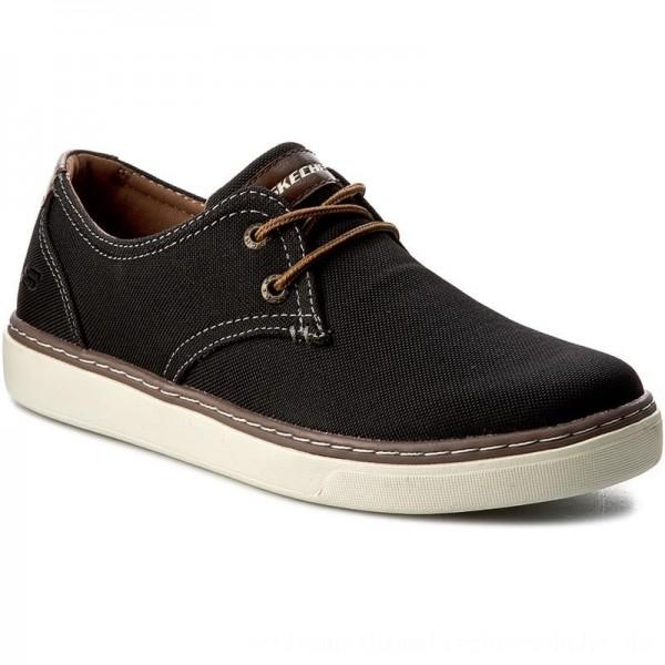 Skechers Halbschuhe Gadon 64925/BLK Black