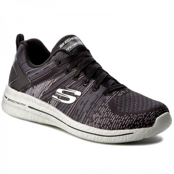 [BLACK FRIDAY] Skechers Schuhe Burst 2.0 12651/BKGY Black/Gray