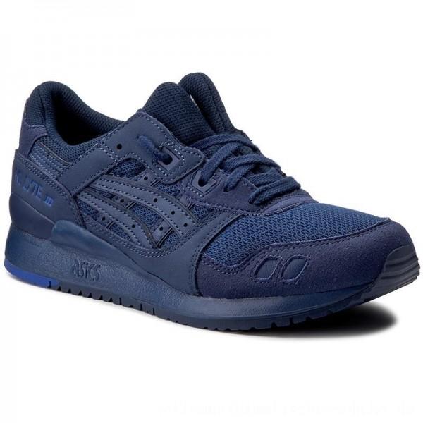Asics Sneakers TIGER Gel-Lyte III H7N3N Indgo Blue/Indigo Blue 4949 [Outlet]