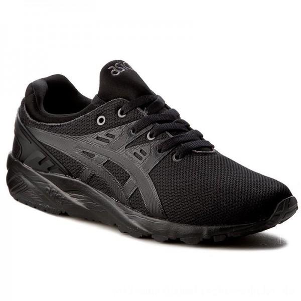 Asics Sneakers TIGER Gel-Kayano Trainer Evo H707N Black/Black 9090 [Sale]