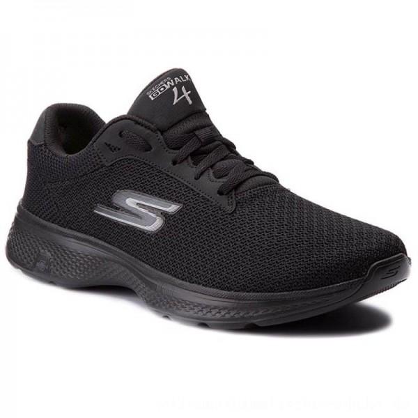 Skechers Schuhe Go Walk 4 54156/BBK Black