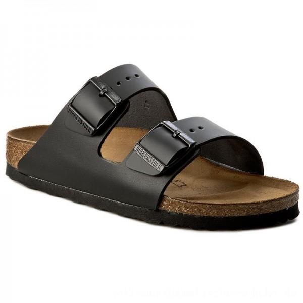 [BLACK FRIDAY] Birkenstock Pantoletten Arizona 0051193 Black