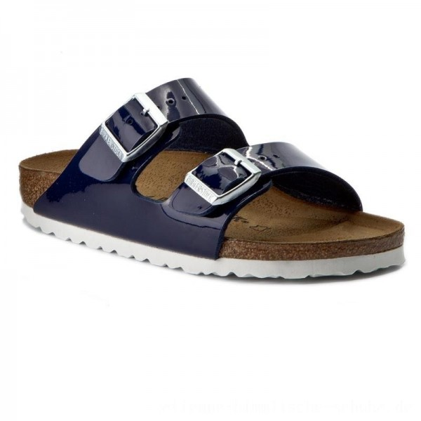 [BLACK FRIDAY] Birkenstock Pantoletten Arizona 1005296 Dress Blue